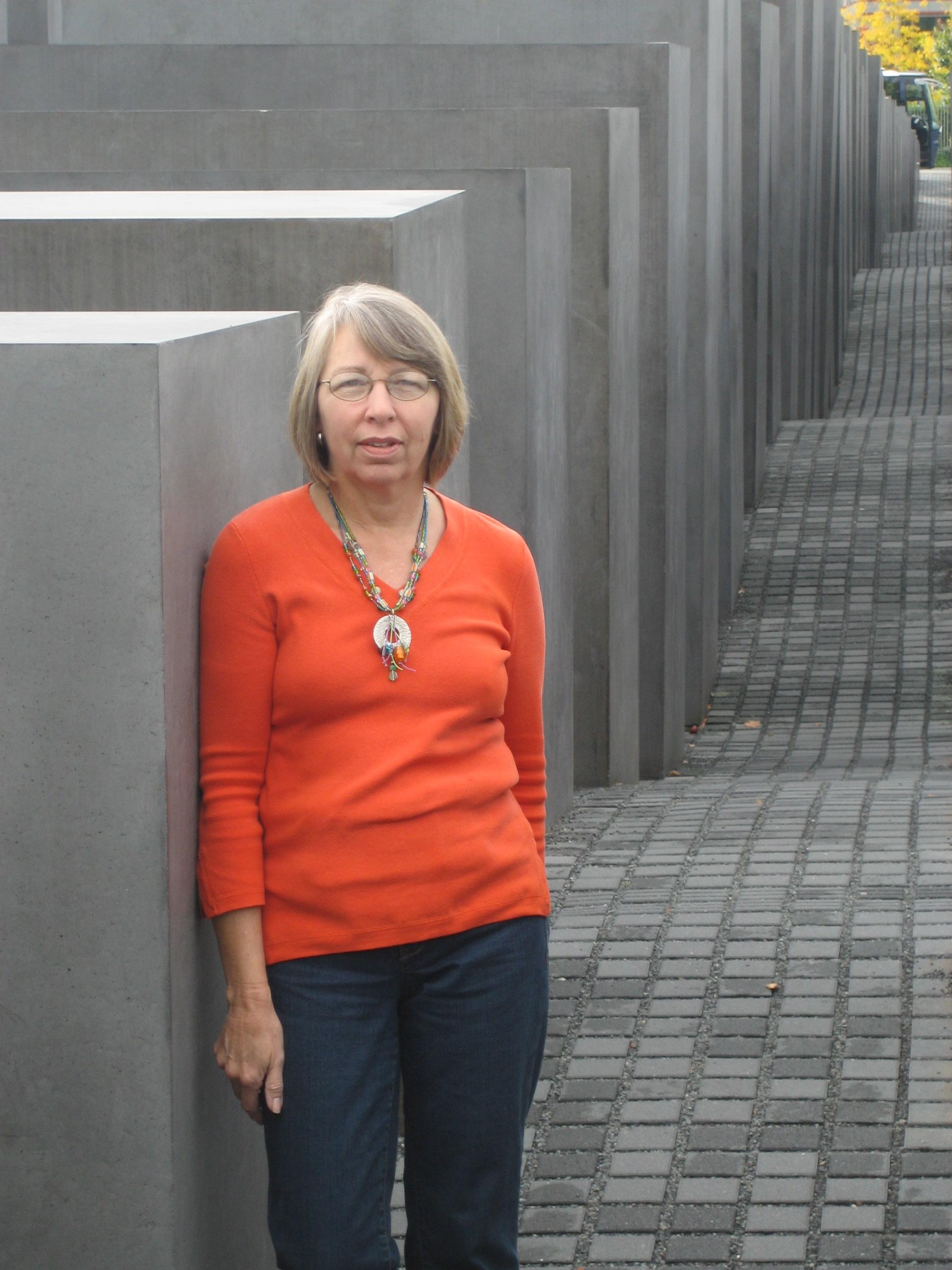 Carole inBerlin