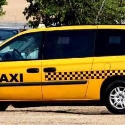 taxi - minivan