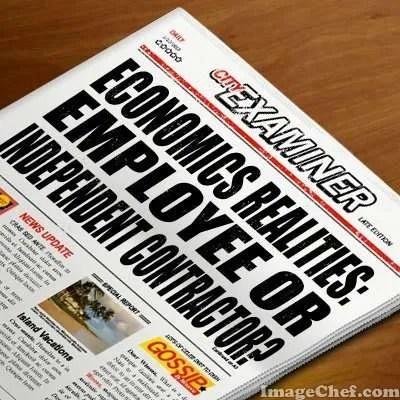 economic realities headline