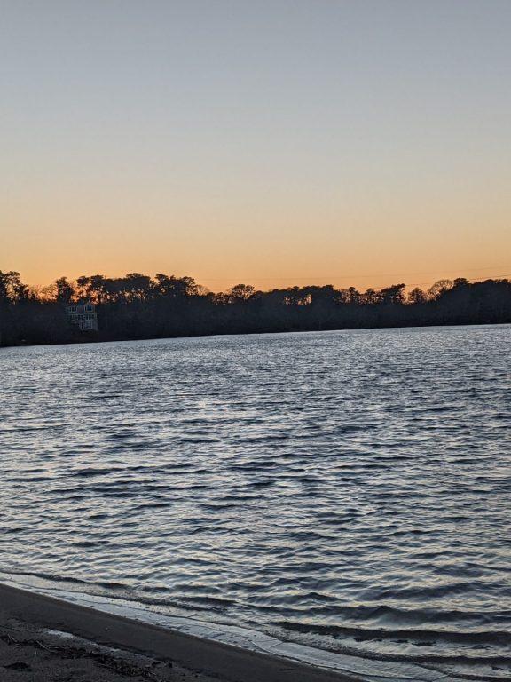Depot Pond, December 26, 2020