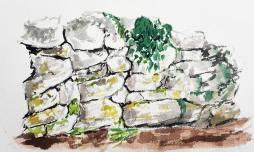 Mur du Luberon