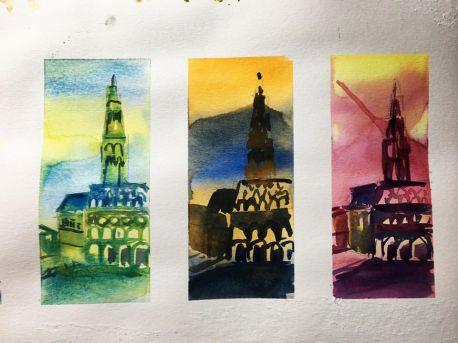 J55 Watercolor in Arras J7