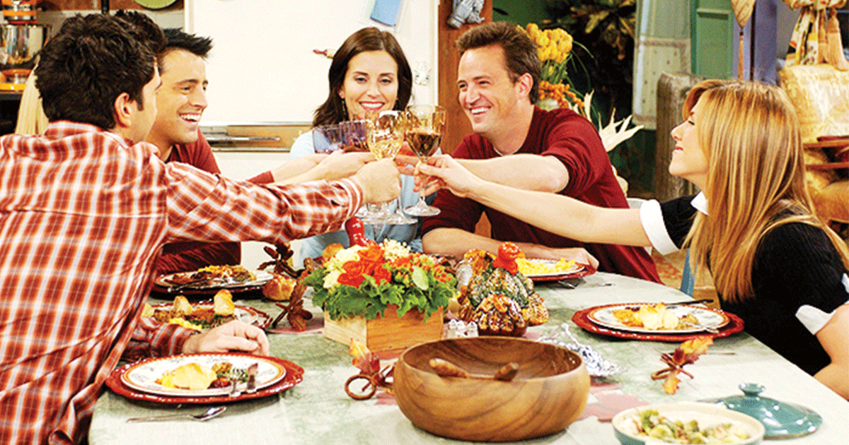 5 maneras cool de celebrar Thanksgiving