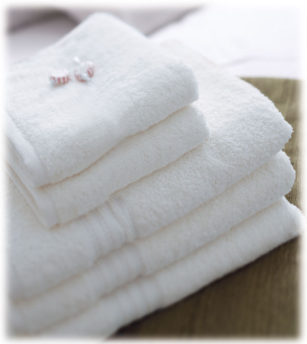 Euro Hotel Guest Room Towels