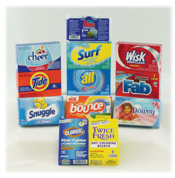 Hotel Laundry Detergent