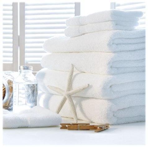 Williams Bay Gold Bath Towels
