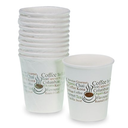 LodgMate Paper Hot Cups
