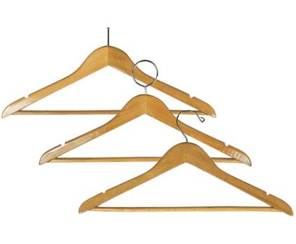 hanger types