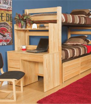 university dorm furniture bunk bed collection