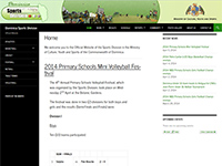 Dominica Sports Division Websites