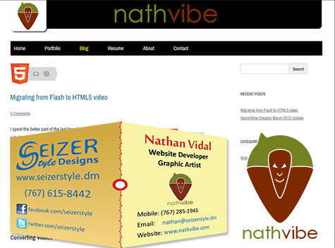 Featured nathvibe brand