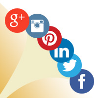 Updating Multiple Social Networks
