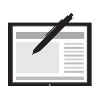 Pen + tablet