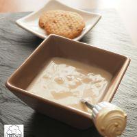 Crème pâtissière sans lactose