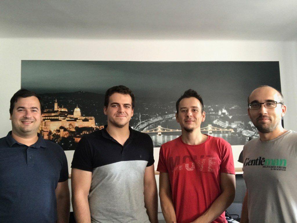 natific Software Development team in Budapest