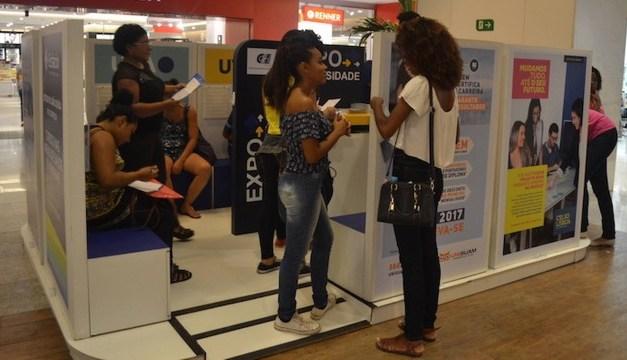 Expo Universidade oferece 500 vagas para estágio e jovem aprendiz