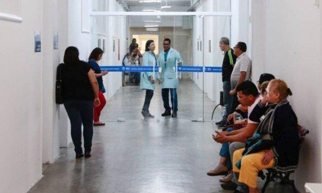 Por atraso nos pagamentos, Hospital Pedro Ernesto suspende novas internações