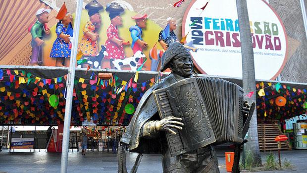 Dia Nacional do Forró é sinônimo de Luiz Gonzaga na Feira de São Cristóvão