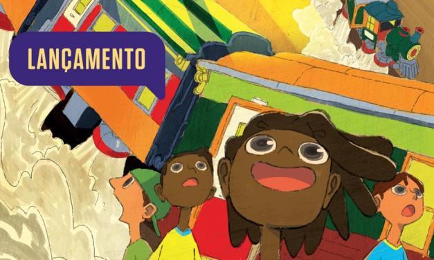 Livro infantil sobre resgate histórico e diálogo de gerações será lançado no RioZoo