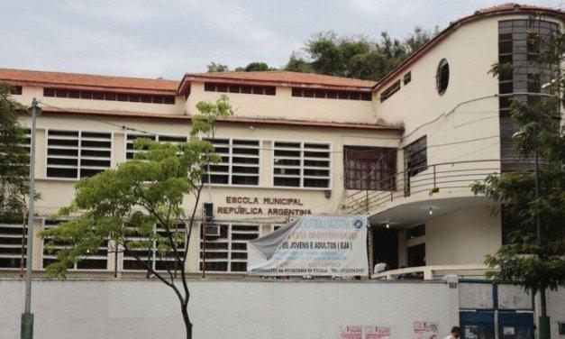 Uerj entra com ação judicial para recuperar terreno de escola municipal