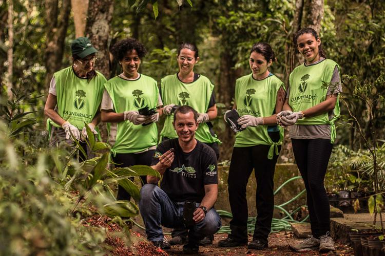 Parque Nacional da Tijuca divulga programação do voluntariado em janeiro