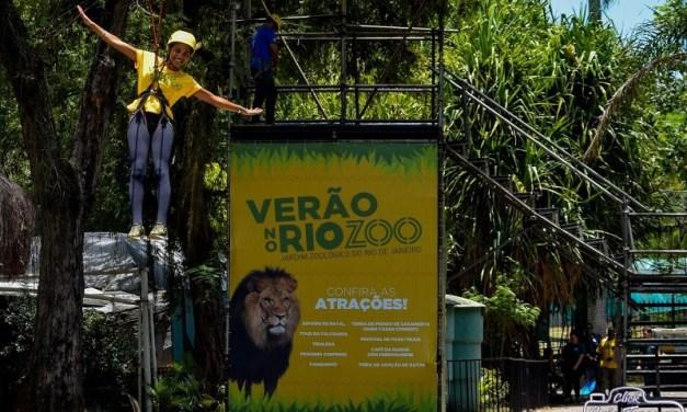 RioZoo tem atividades especiais neste fim de semana