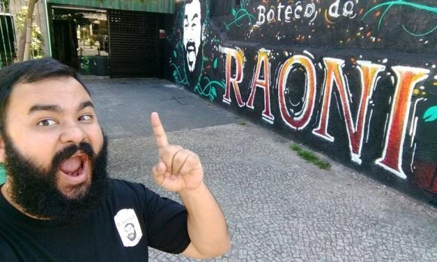 Boteco do Raoni: youtuber inaugura bar no Grajaú