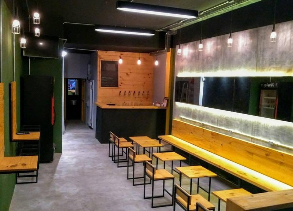 Salão do Bar do Raoni