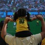 Alzirão concentra torcida brasileira em tarde de estreia da seleção na Copa