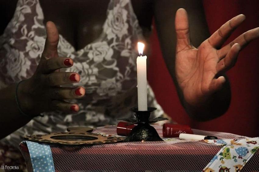 Espetáculo Lótus traz linguagem poética negra feminina para a Tijuca