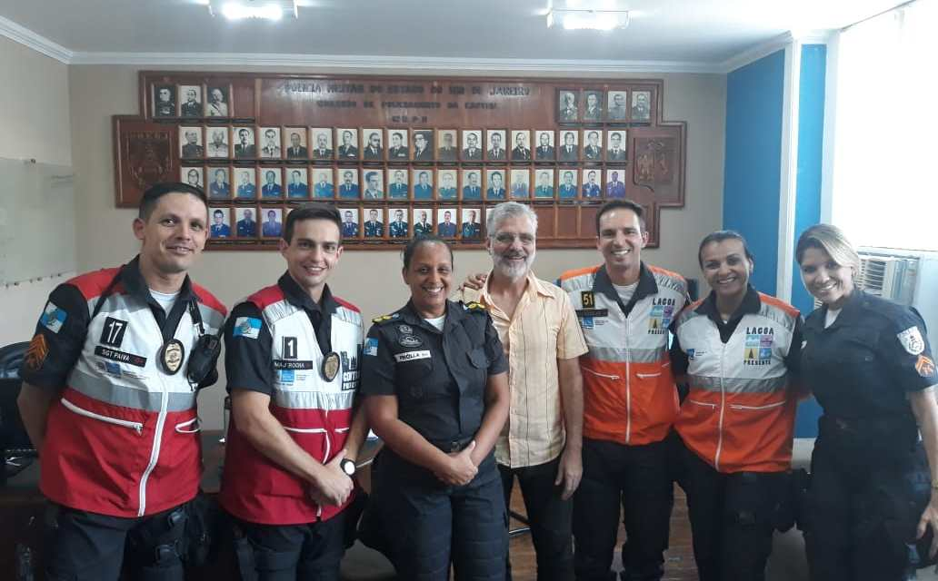 Nova Tijuca busca apoio para Tijuca Presente