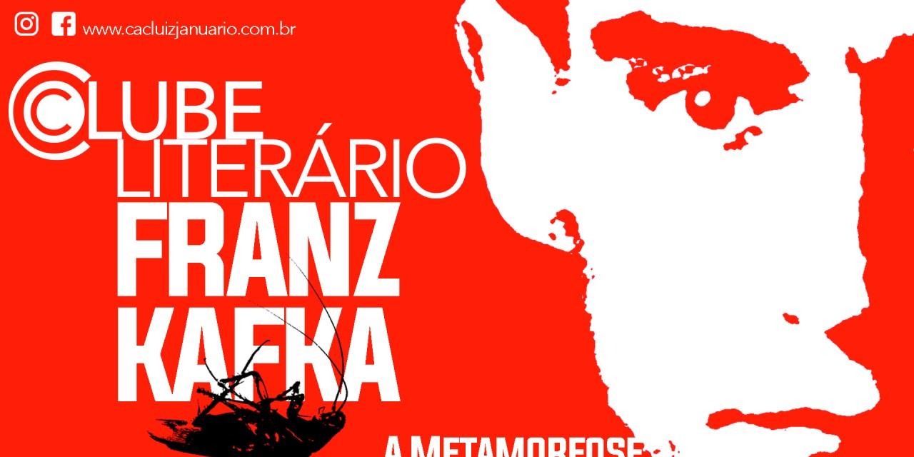 Clube Literário discute 'A Metamorfose' nesta quarta (27) na Tijuca