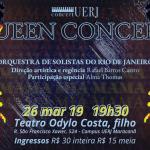 QUEEN Concert na UERJ
