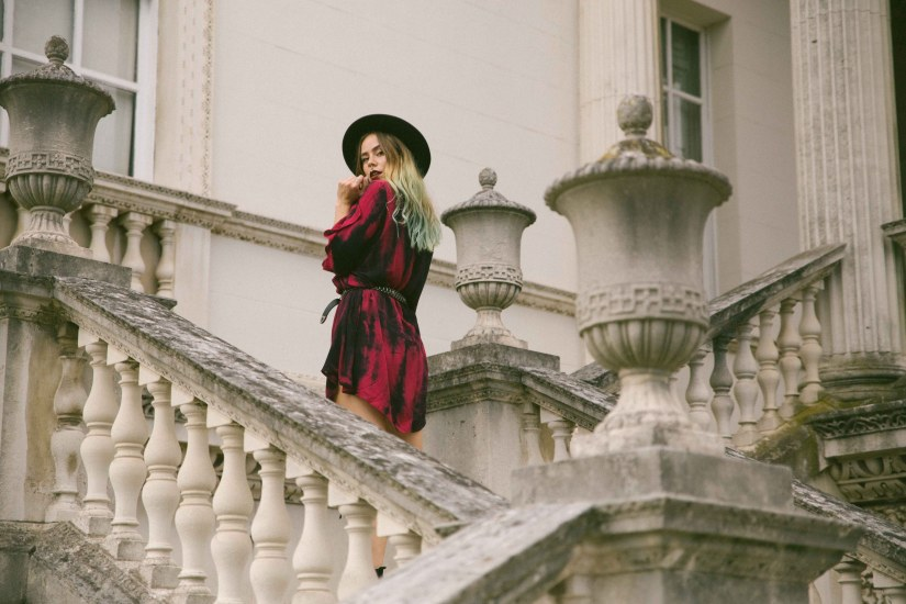 missguided dye dress-25