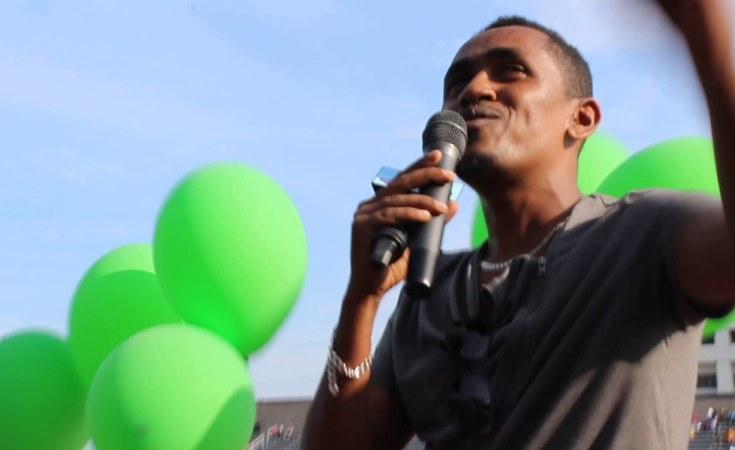 Ethiopia experiences Internet blackout after musician ...