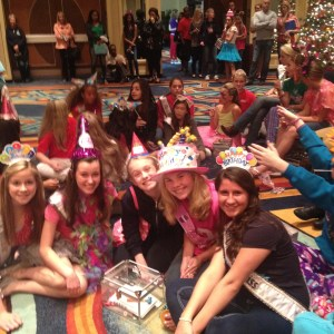 Pre Teen All-American Birthday Party