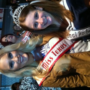 Happy birthday NAM from miss teen Texas and haylee tingle