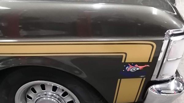 Ford Falcon XY GT Differential Rebuild