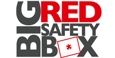 Big Red Safety Box | FOUND