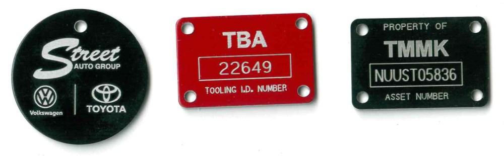 medium resolution of wiring id tag