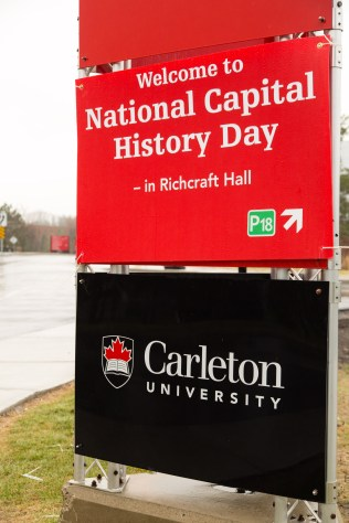 National Capital History Day 2017 April 21, 2017 PHOTO: Jana Chytilova