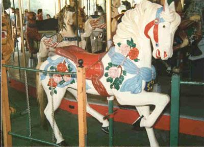 Image: 1910 Herschell/Spillman Carousel