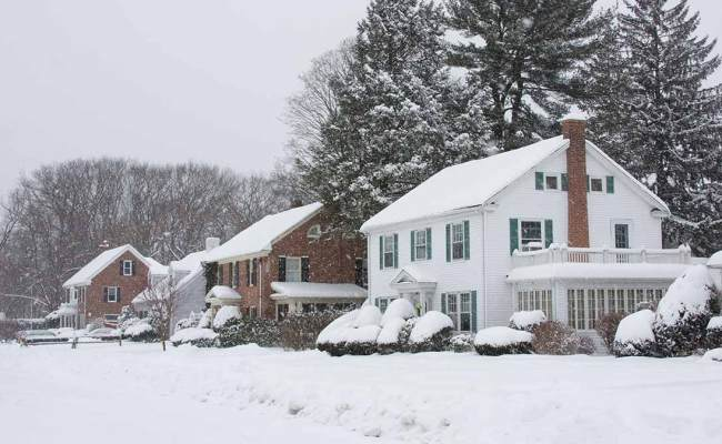 How To Prepare Your Home For A Severe Winter Storm