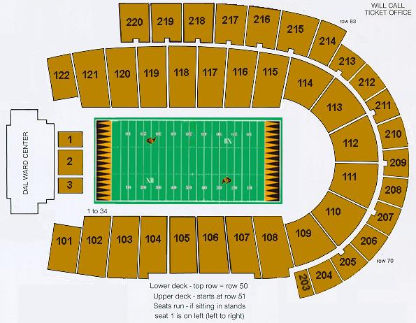 Colorado Buffaloes 2007 Football Schedule