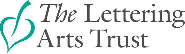 Lettering Arts Trust logo
