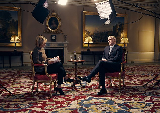 In a damning interview with Emily Maitlis last year, Prince Andrew revealed the sole purpose of the trip was to cut ties with Epstein. If the model's account of the events is proven true, it would undermine the Duke's account of the six-day trip