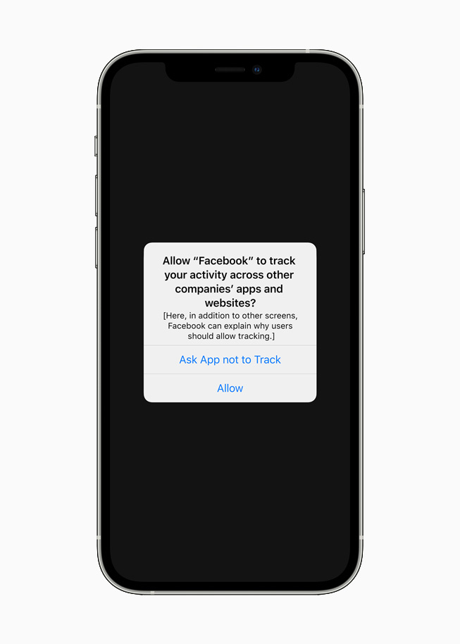 Apple now forces app-makers to ask you before tracking you online