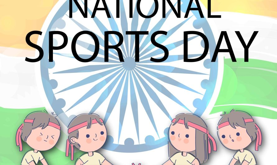 National Sports Day 2022, 29 August India