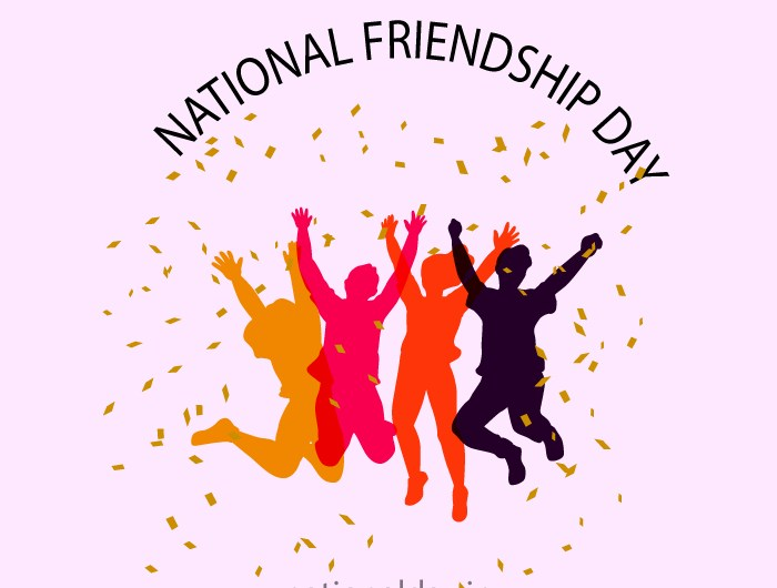 National Friendship Day 2022