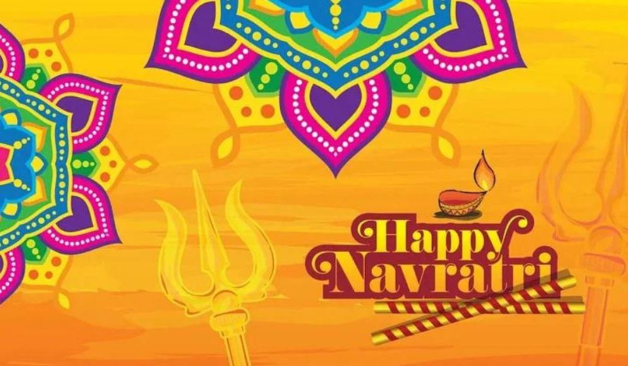 Happy Navratri 2021 Colours, Images, Wishes, Songs